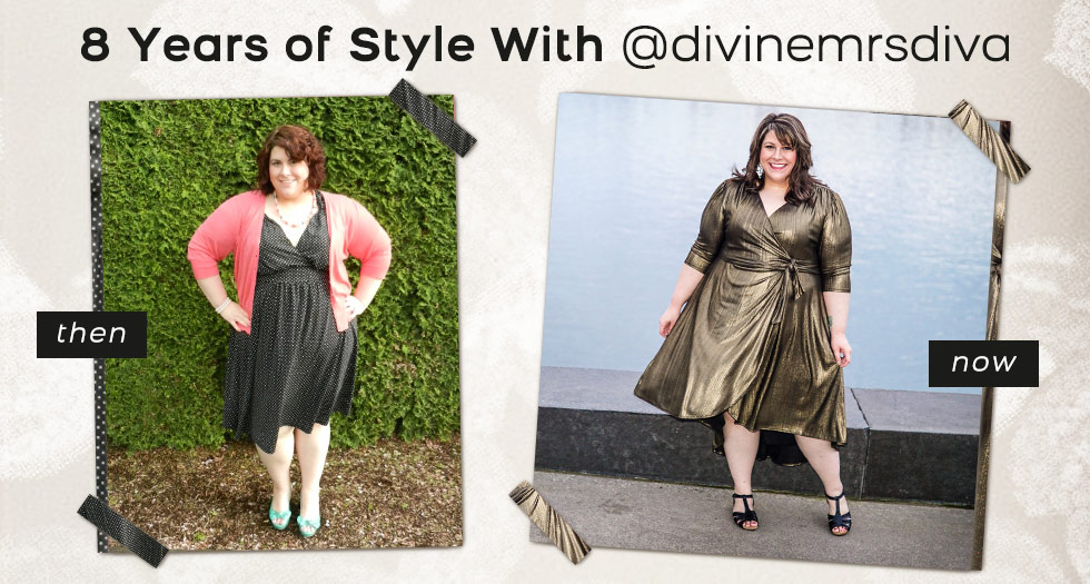 8 Years of Style with @divinemrsdiva
