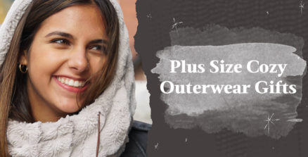 Plus Size Cozy Outerwear Gifts For Loved Ones