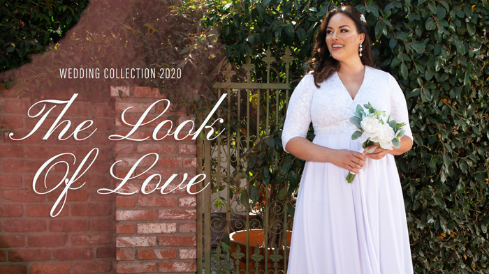 The Look of Love | New Wedding Collection 2020