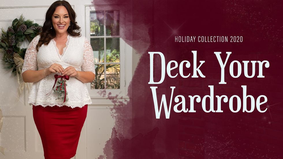 Deck Your Wardrobe | Holiday Collection 2020