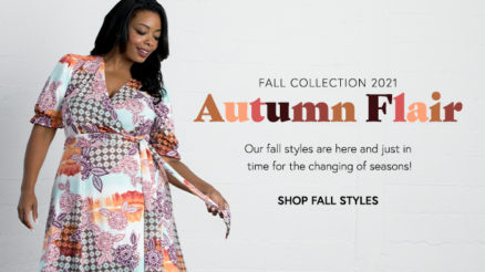 Plus Size Fall Collection 2021 / Autumn Flair