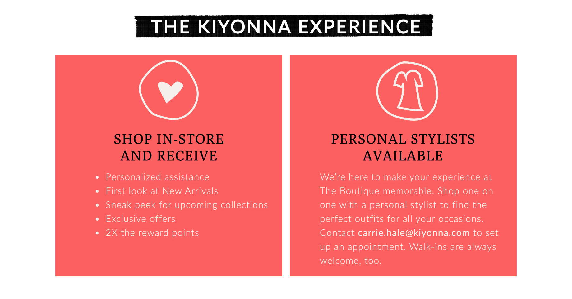The Kiyonna Experience