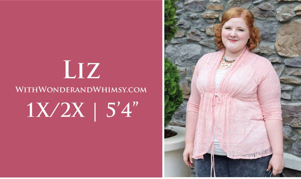 Real Curves Blogger | Liz