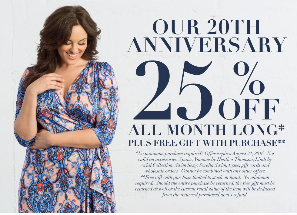 Clothing Stores the Carry Plus Sizes in Southern California