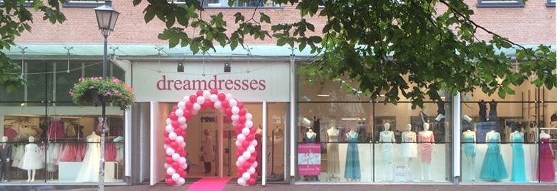 Dream Dresses| Plus Size Clothing Store in the Netherlands