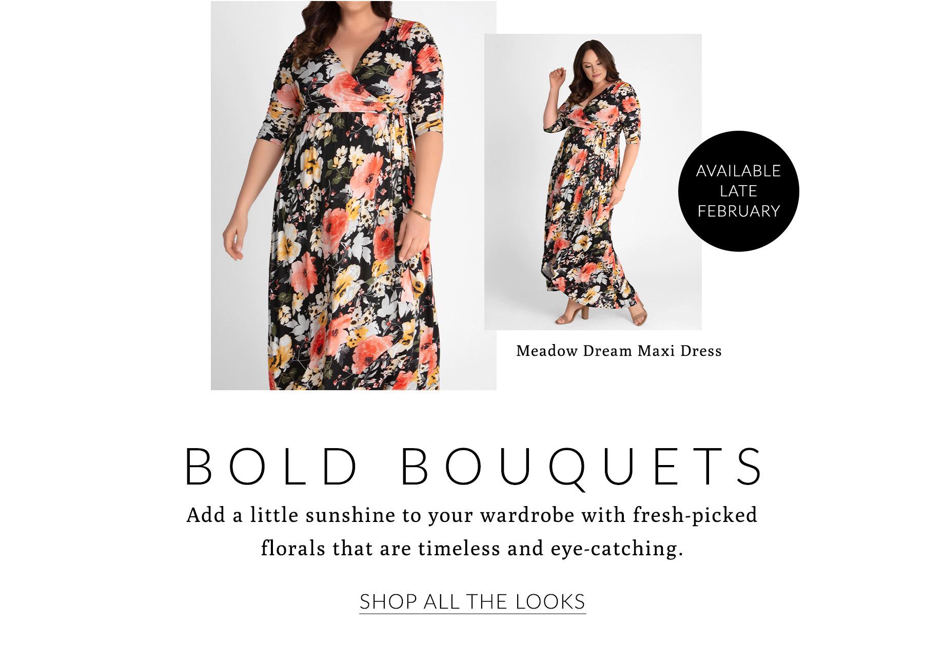 Bold Bouquet 2