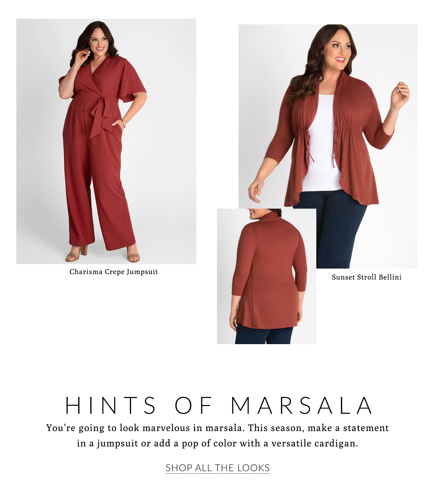 Hints of Marsala