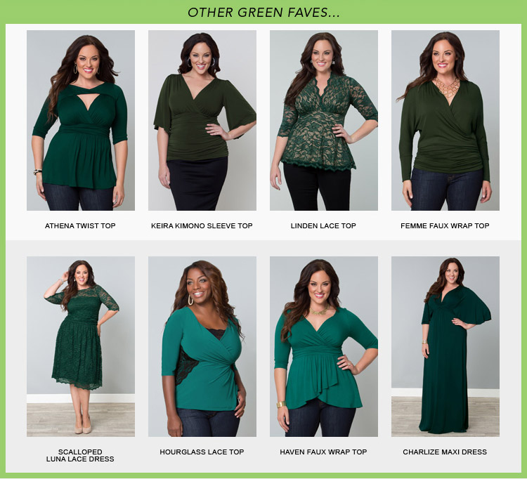 Our Green Favorites!