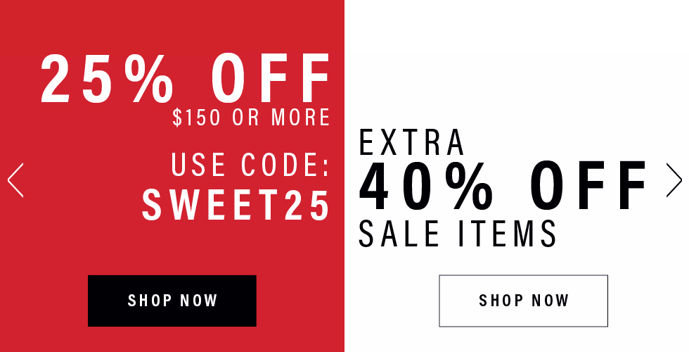 Exta 40% Off All Sale Items