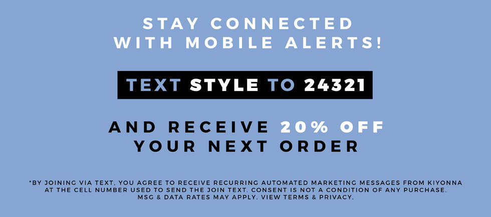 Stay connected with mobile alerts!