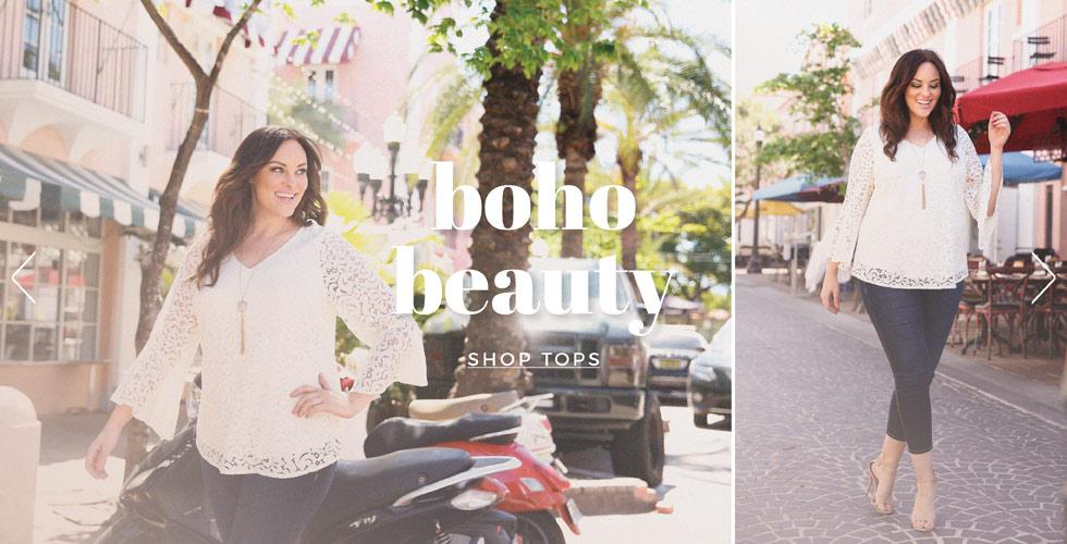 Boho Beauty | Shop Tops