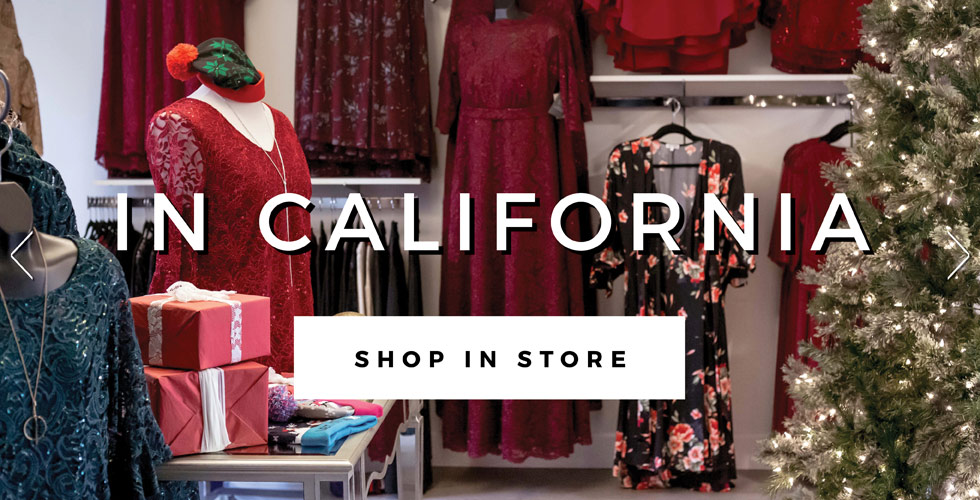 Plus Size Stores in Southern California