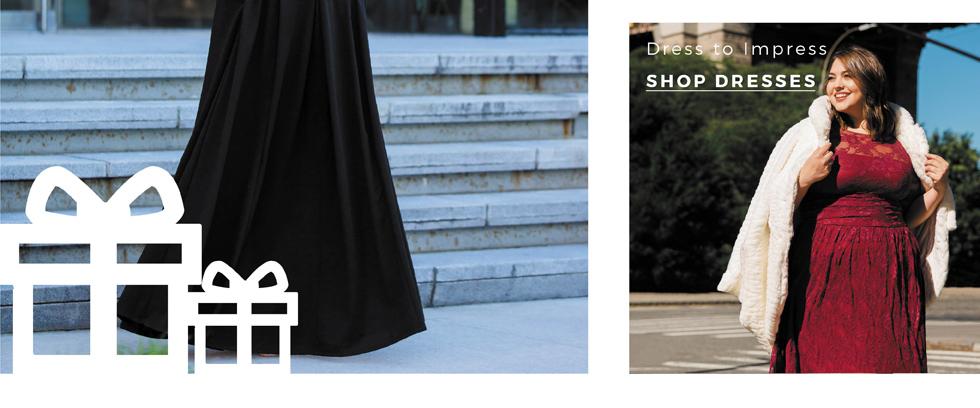 Women's Plus Size Clothing