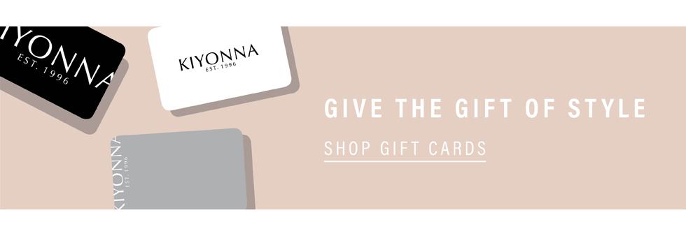 Shop Kiyonna Gift Cards