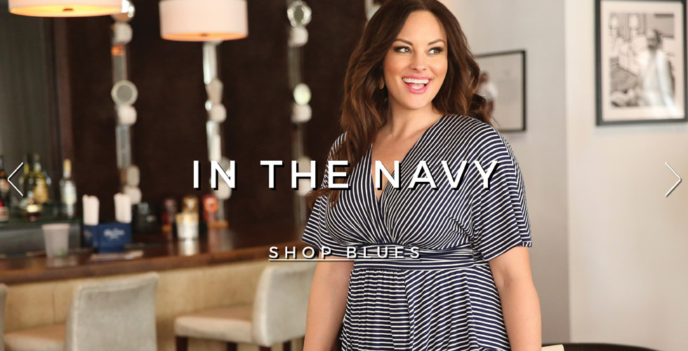 In The Navy | Shop Now