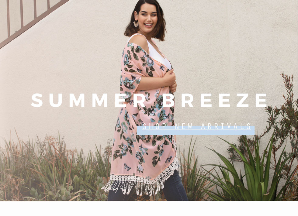 Plus size outfits for 4th of July