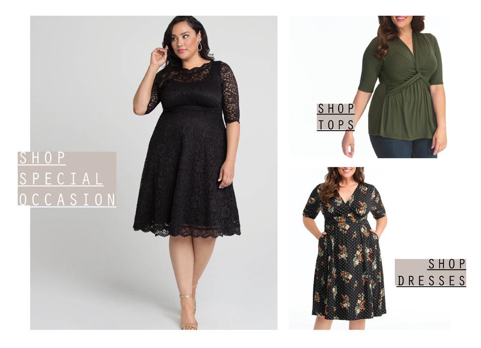 Plus Size Clothing For Women Kiyonna Clothing