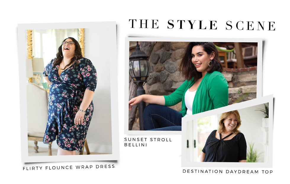 Women's Plus Size Clothing