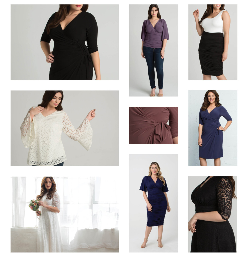 Plus Size Clothing stylist referral program