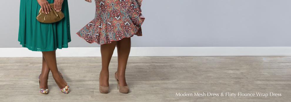 Plus Size Spring Style by Kiyonna