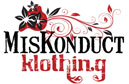 MisKonduct Klothing Logo