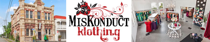 MisKonduct Klothing | Elegant Plus Size Clothing