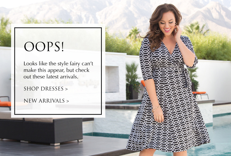 Oops, Looks like the style fairy can't make this appear, but check out these latest arrivals.