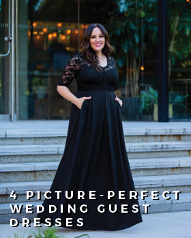 d2aa473db814 RSVP in Style! 4 Picture-Perfect Wedding Guest Dresses ...