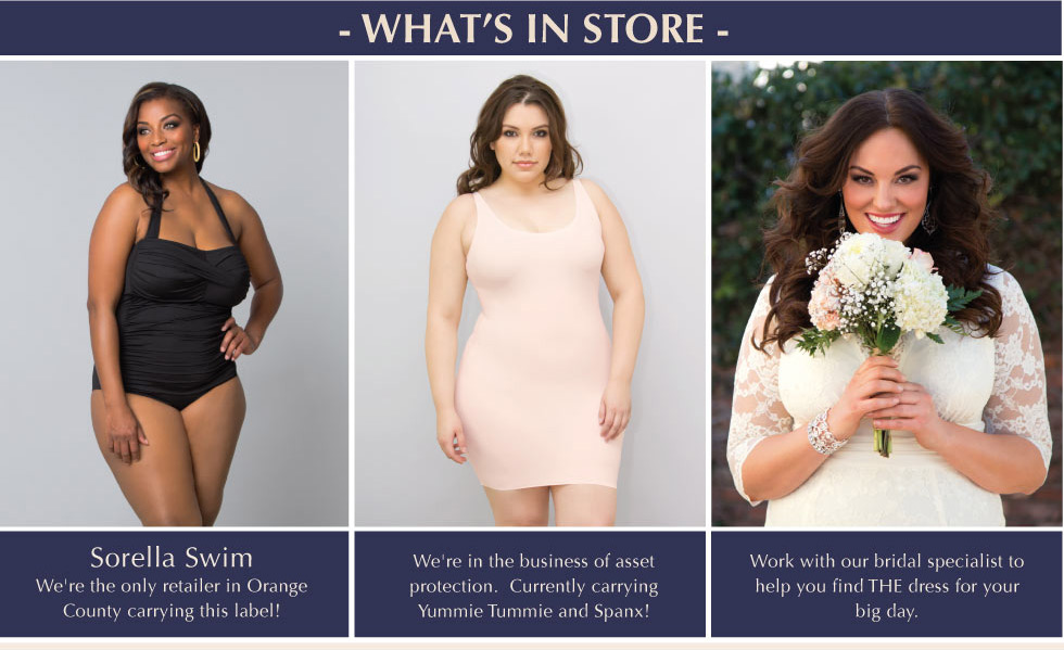 Plus Size Clothing Boutique in Anaheim Hills