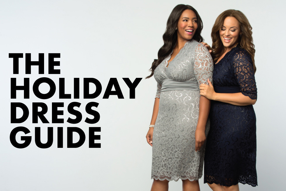How to Find the Best Holiday Dress for a Plus Size Figure
