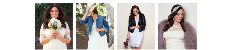 Plus Size Wedding Gowns and Dresses