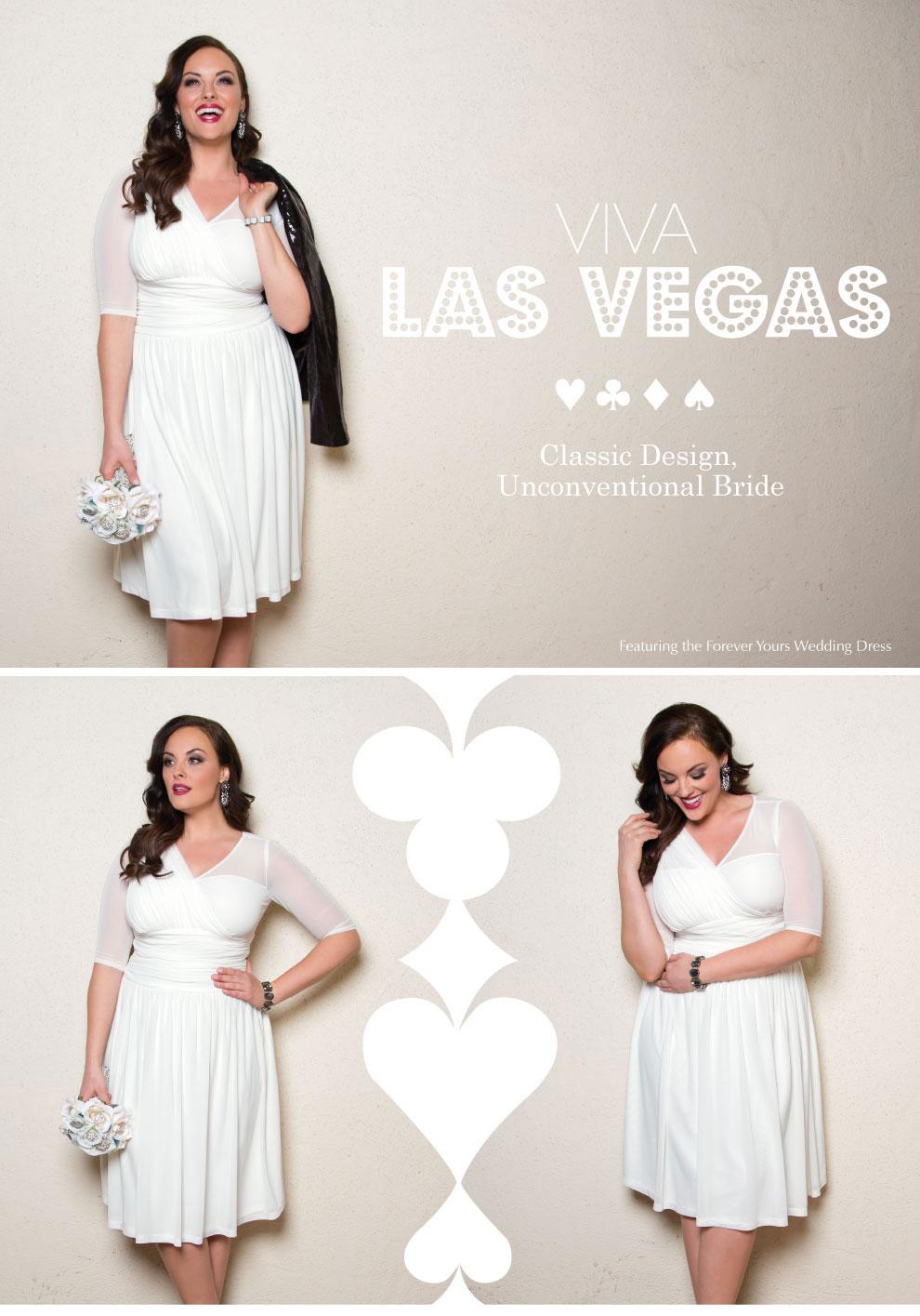 Plus Size Wedding Style | The Vegas Bride