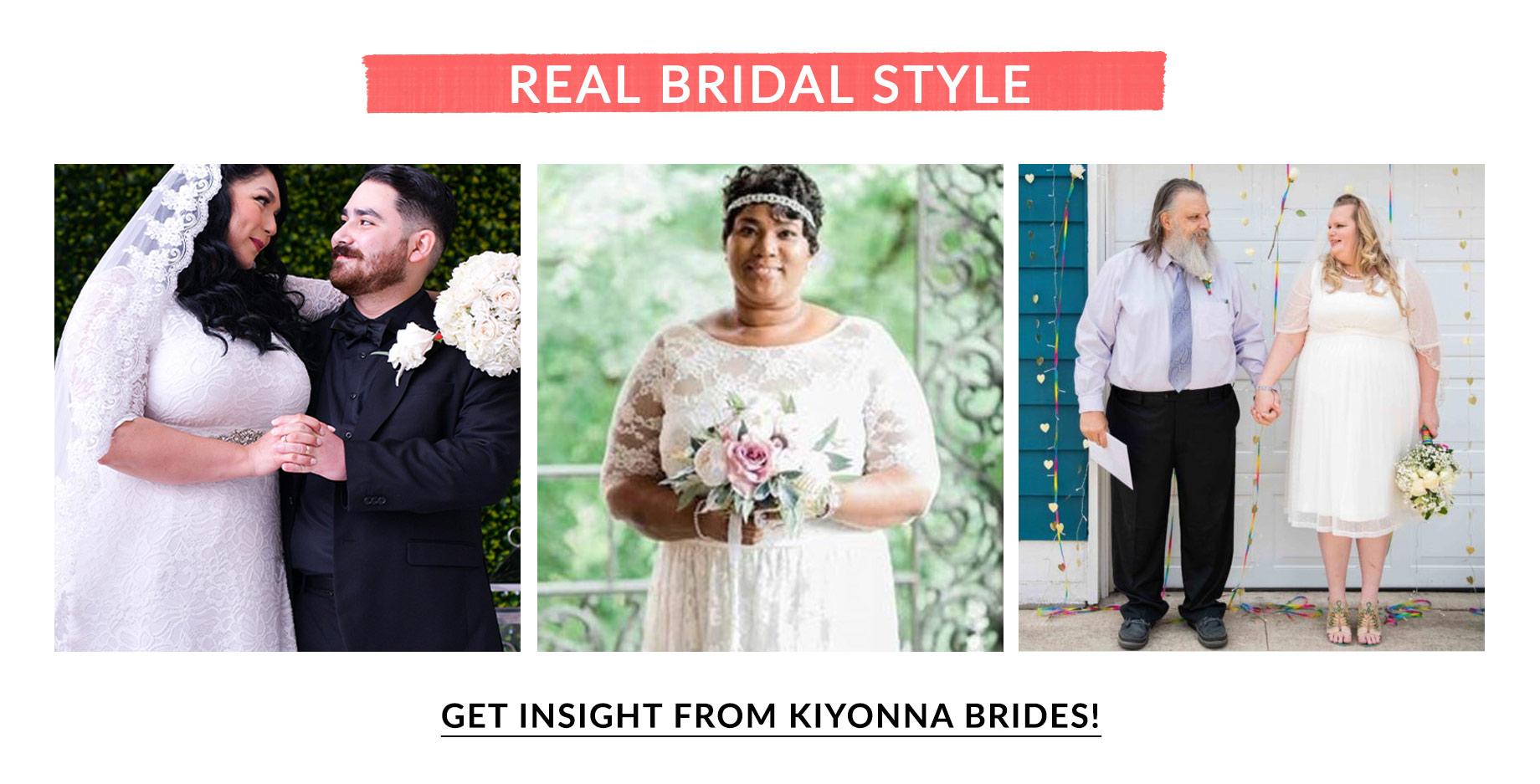Real Bridal Style