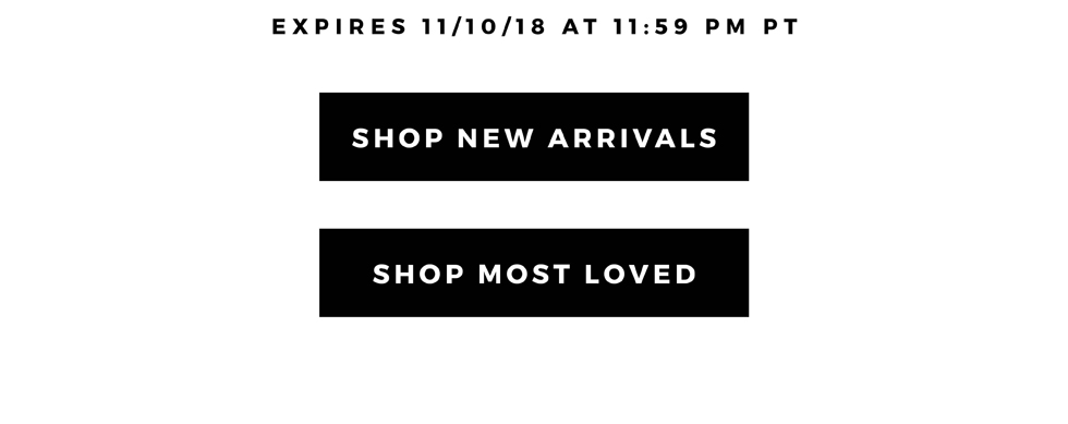 New Arrivals & Most Loved
