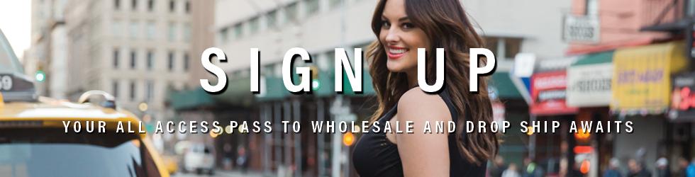 Wholesale Registration