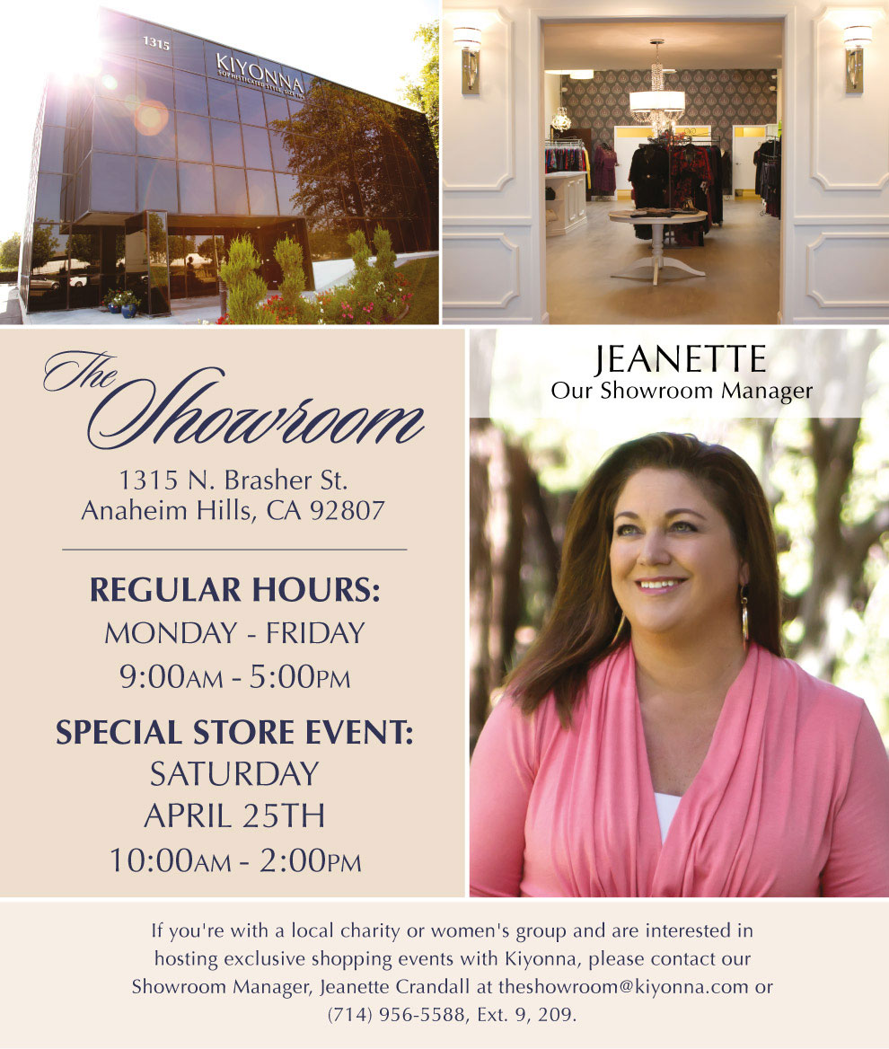 Women's Plus Size Clothing Boutique in Orange County CA