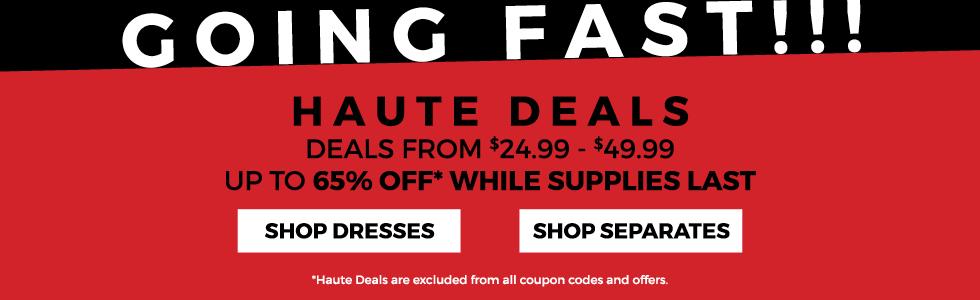 Haute Deals   Plus size Clothing
