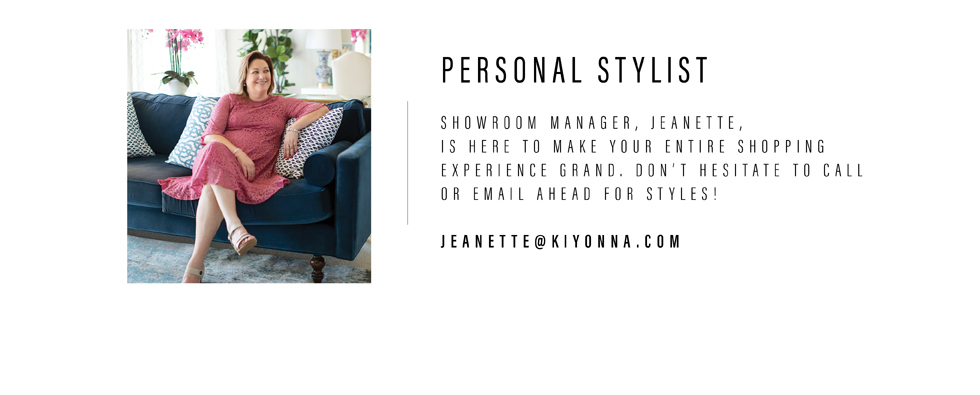 personal stylists at the Boutique