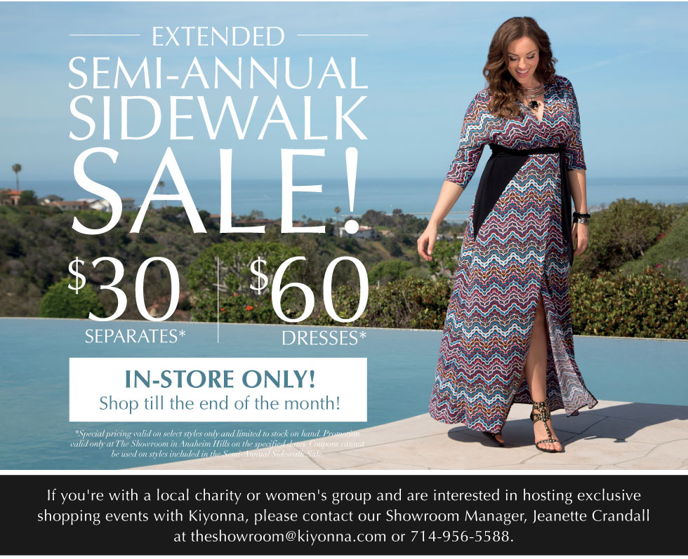 Clothing stores in California that carry plus sizes