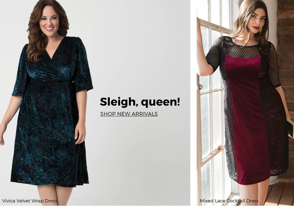 Plus Size Clothing for Women