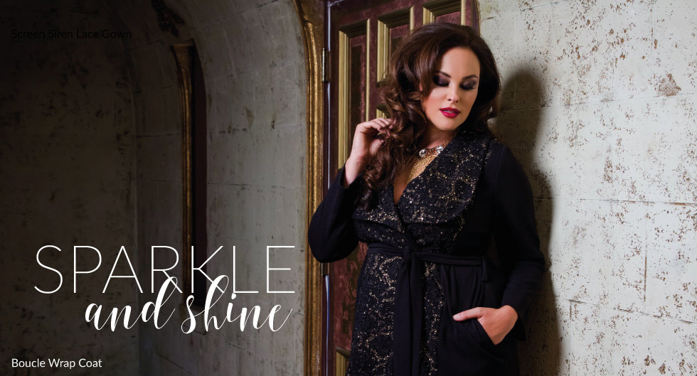 Plus Size Womens Outerwear
