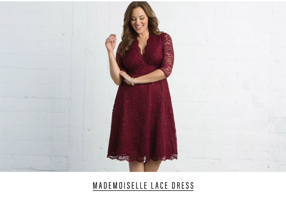 Plus Size Valentine\'s Day Style Guide - Behind the Seams