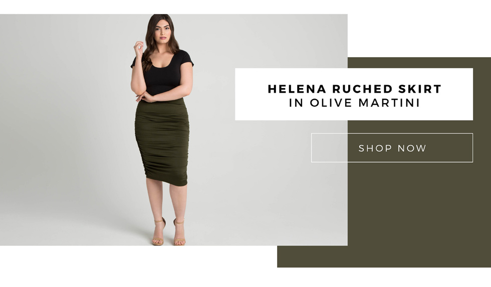 plus size skirts for women
