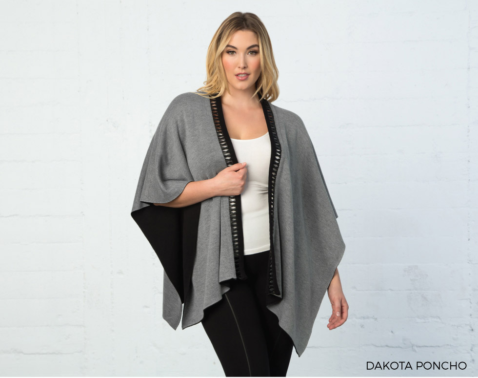 Plus Size Holiday Outerwear