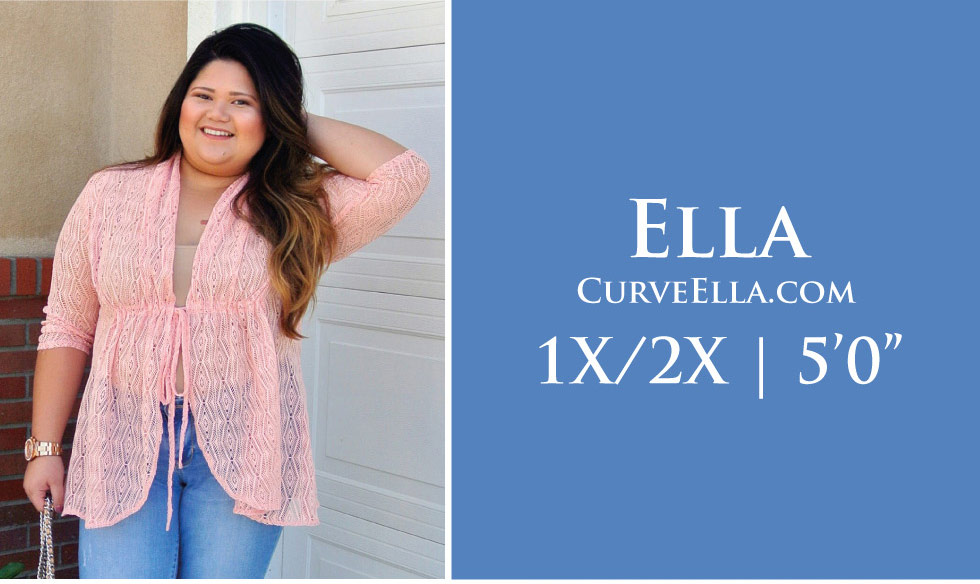 Real Curves Blogger | Ella