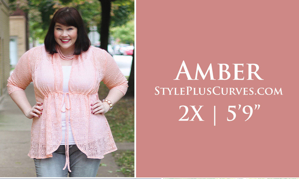 Real Curves Blogger | Amber