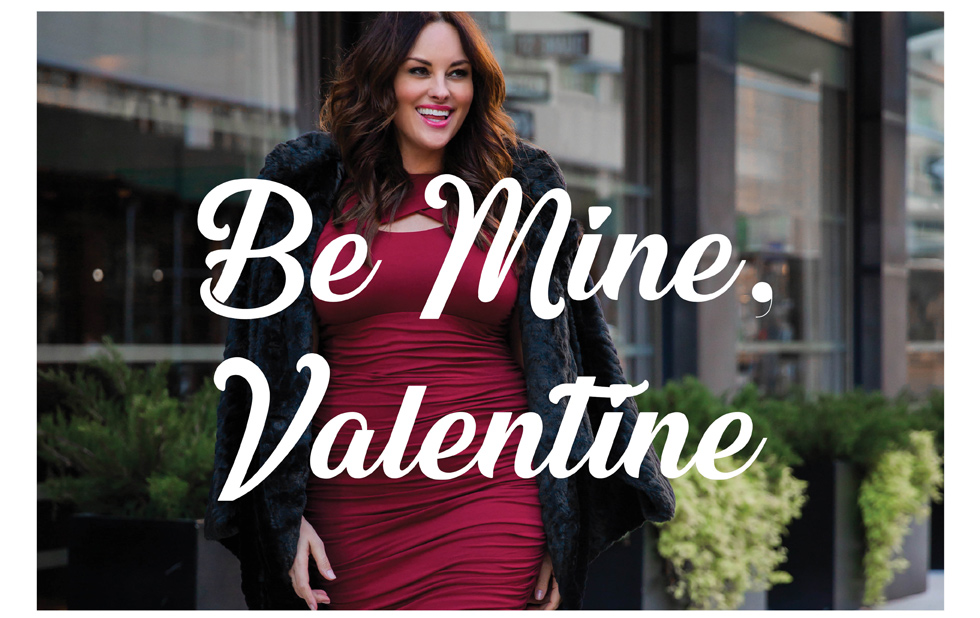 Plus Size Valentine's Day Outfits