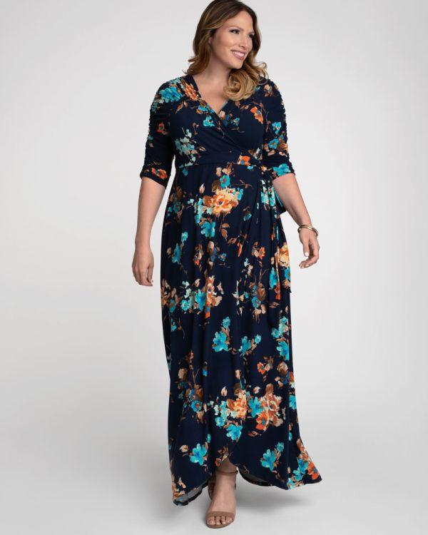 Meadow Dream Maxi Dress