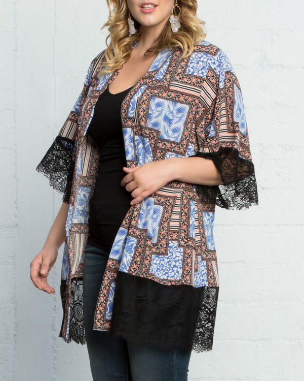 Shayla Chiffon Kimono-Sale!
