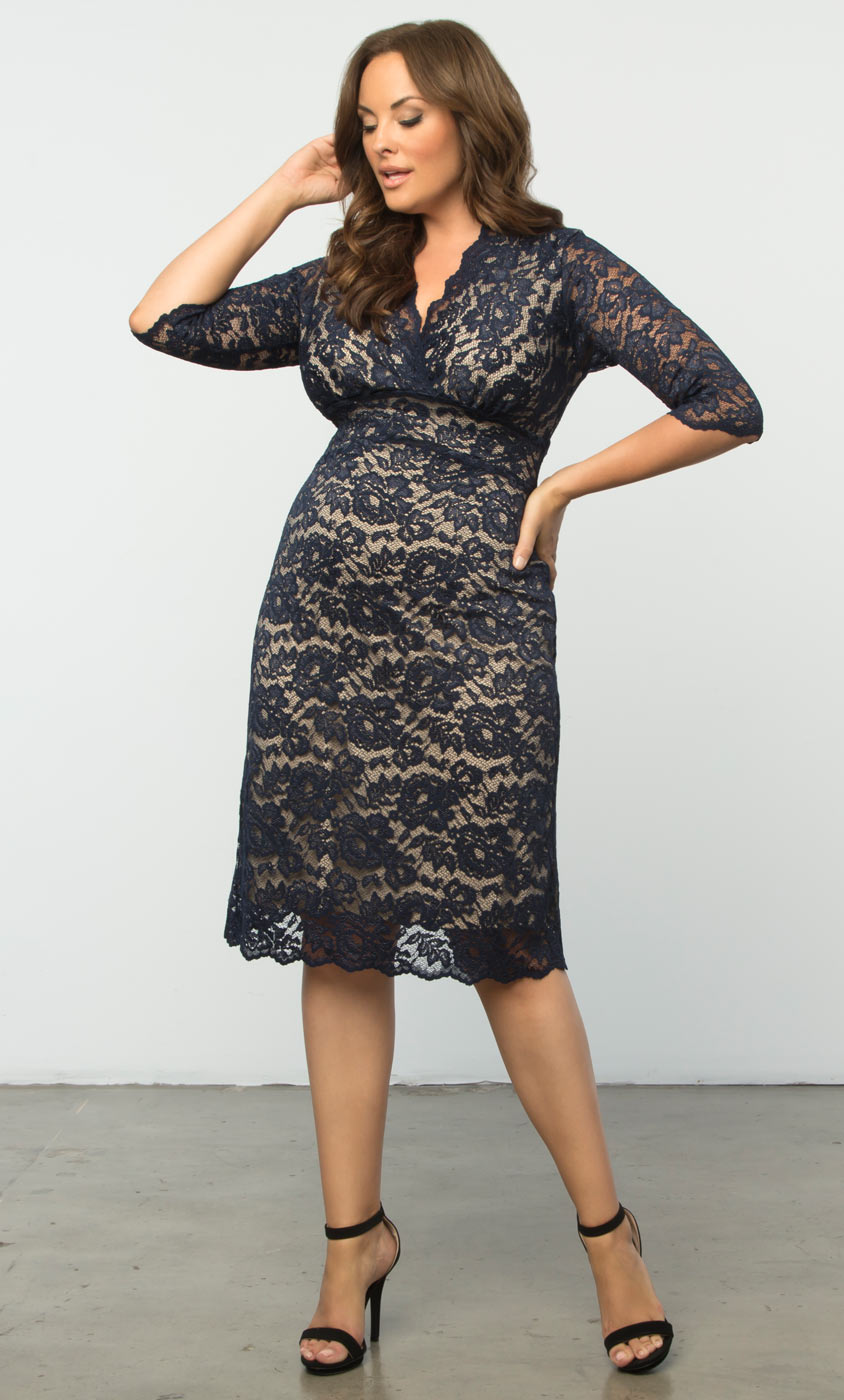 Lace Cocktail Dresses for Women